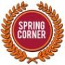 Spring corner