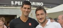 Djokovic a Totti: