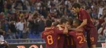 Roma seconda in Europa per occasioni da gol dietro il Real Madrid