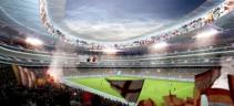 """Nasce """"B-Green Stadium"""", progetto di Lega B e Officinæ Verdi (joint venture di Unicredit e WWF) per stadi ecosostenibili"""