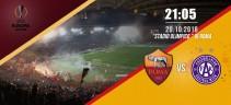 Live Roma vs Austria Vienna 2 a 1 - Doppietta per El Shaarawy e la Roma passa in vantaggio (Foto e Video)