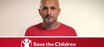 Mister Spalletti sostiene Save The Children