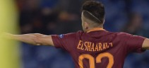 Roma-Austria Vienna: El Shaarawy eletto migliore in campo dai tifosi (FOTO)