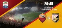 Live Roma vs Palermo 4 a 1 - La Roma chiude con un Poker, in rete Salah, Paredes Dzeko ed El Shaarawy (FOTO e VIDEO)