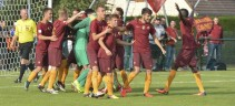 Settore giovanile: quattro vittorie su cinque nel weekend per la Roma
