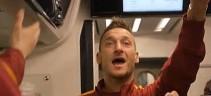 Oggi la Roma partirà alle 16 dalla stazione Termini in direzione Reggio Emilia
