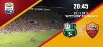 Live Sassuolo vs Roma 3 a 1 | Tris Roma grazie alla doppietta di Dzeko e Nainggolan, dramma Florenzi, probabile infortunio al crociato (VIDEO+FOTO)