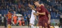 Dzeko eletto migliore in campo di Roma-Palermo dai tifosi (VIDEO)
