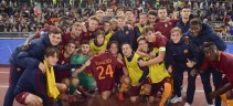 Roma Primavera, i giallorossi dedicano la vittoria a Florenzi (FOTO)