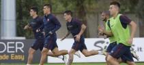 Allenamenti, rifinitura in vista della Lazio. In gruppo Manolas ed El Shaarawy