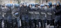 Per il derby della capitale impiegati 1000 agenti