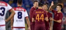 Manolas e Totti convocati per la trasferta col Genoa