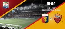 Live Genoa vs Roma 0 a 1 | La Roma vince a Genova, grazie ad un autogol di Izzo su cross di Peres (FOTO + VIDEO)