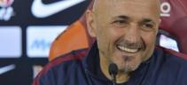 I 20 convocati di Luciano Spalletti per Udinese-Roma: out Perotti