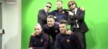 La Roma pubblica il backstage del nuovo spot di Linkem (VIDEO)