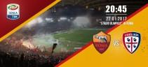 Live AS Roma vs Cagliari | Vittoria di misura della Roma, 1-0 con la firma di Edin Dzeko