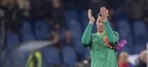 L'Uefa celebra i 4 clean sheets di Szczesny nelle ultime 5 gare
