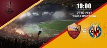 LIVE AS Roma vs Villareal 0 a 1  | Una Roma demotivata lascia il passo al Villarreal, ma vola agli 1/8 di finale di Europa League, domani i sorteggi (Foto e Video)