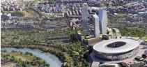 Roma, accordo Comune-Parnasi- Pallotta: sì allo stadio a Tor Di Valle