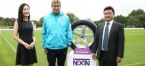Nuovo sponsor sulle maglie del Manchester City: arriva la Nexen Tire Corporation
