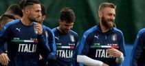 De Rossi non preoccupa ma salta l'Empoli