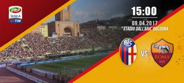 Bologna vs AS Roma 0 a 3 | Tris della Roma a Bologna, di Fazio, Salah e Dzeko le reti della vittoria giallorossa (Foto e Video)