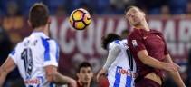 Pescara vs Roma - Le probabili formazioni, El Shaarawy favorito su Perotti, Emerson partirà dalla panchina