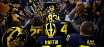 Il grande football sbarca in Italia, i Michigan Wolverines a Roma