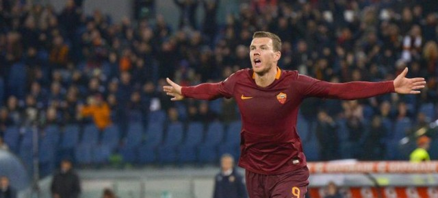 Il Milan pensa a Dzeko in caso di no di Morata e Aubameyang