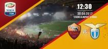 Live AS Roma vs Lazio 1 a 3 - Tris della Lazio con doppietta di Keita e rete di Basta. Derby ai biancoazzurri (Foto e Video)