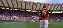 Roma-Genoa. Stadio esaurito grazie al Totti-day