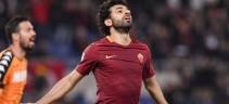 Salah ha partecipato a 9 gol della Roma nelle ultime 8 partite giocate in Serie A (FOTO)