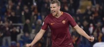 Edin Dzeko capocannoniere dell'Europa League con i suoi 8 gol