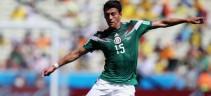 Messico-Nuova Zelanda, Moreno costretto ad uscire per un problema fisico