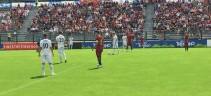 Roma-Slovacko 1-0: La Roma vince per 1-0 grazie alla rete di Sadiq (FOTO)