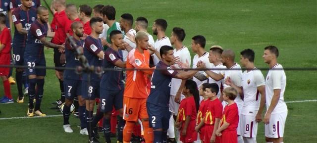 Speciale Usa | Roma vs PSG 1 a 1 - (4 a 6 dcr) - Vince il PSG ai rigori, decisivo l'errore di Gerson (FOTO)