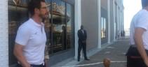 Speciale Usa |  Di Francesco, Gandini, Baldissoni, El Shaarawy e Pellegrini visitano l'Amerigo Vespucci (FOTO)