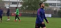 Distorsione alla spalla per Manolas: salta la Juve