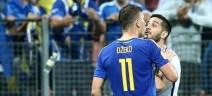 FIFA: solo una multa per Manolas e Dzeko