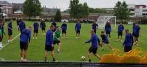 Speciale USA | Sessione pomeridiana d'allenamento conclusa con Florenzi che non partecipa alla partitella.  (FOTO)