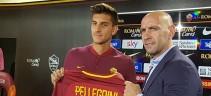 Conferenza stampa, Pellegrini: