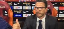 """La prima di Di Francesco: """"A Bergamo partiamo forte. 4-1 dal Celta? Colpa mia"""""""
