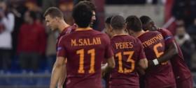 Roma, fase a gironi dell'Europa League archiviata grazie a Dzeko e Perotti