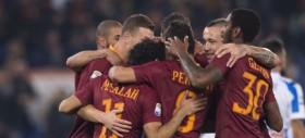 Roma, 3 punti sporchi, brutti e cattivi ma è di nuovo a -4 dalla vetta