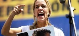 Lilian Tintori e la battaglia delle donne venezuelane: in Vaticano per chiedere la liberazione dei prigioneri politici e del marito, in carcere dopo processo farsa