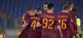 La Roma supera con sicurezza la Samp e vola ai quarti di Coppa Italia