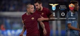 Lazio-Roma - precedenti, statistiche e curiosità