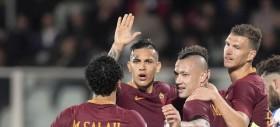 La Roma passeggia a Pescara e si porta a +4 dal Napoli