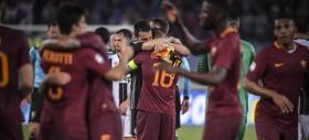 La Roma vince con la Juventus ed impedisce i festeggiamenti-scudetto in casa propria