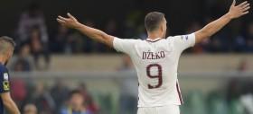 La Roma vince largamente contro il Chievo e resta seconda